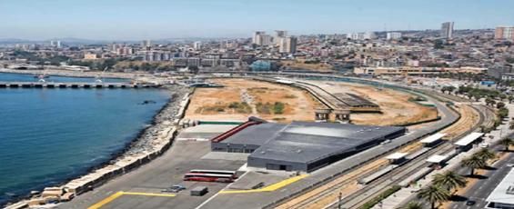 Estudios Medio Ambientales Terminal Exclusivo de Cruceros