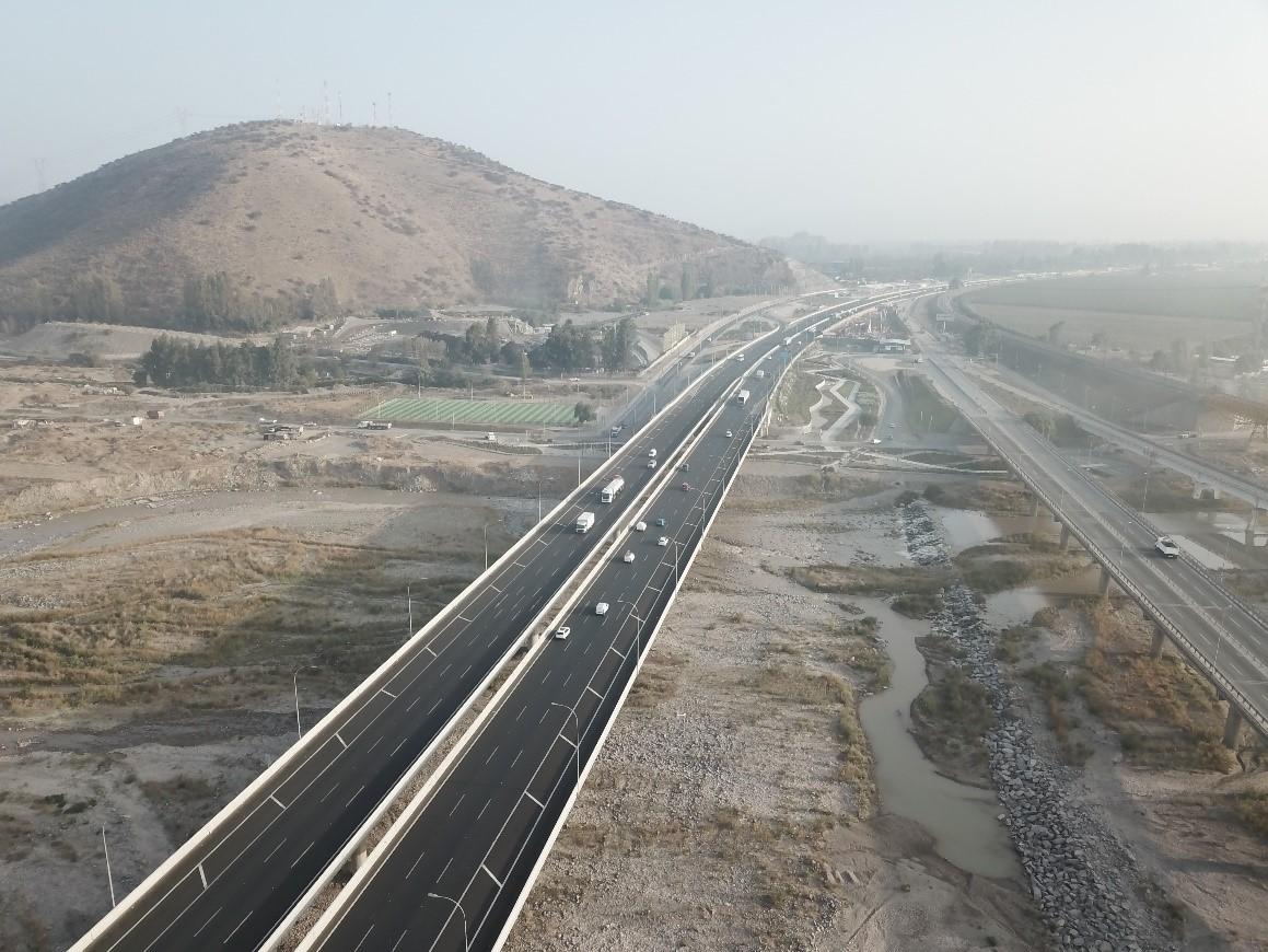 Estudio de Ingeniería Construcción Puente Maipo - Ruta 5 Sur