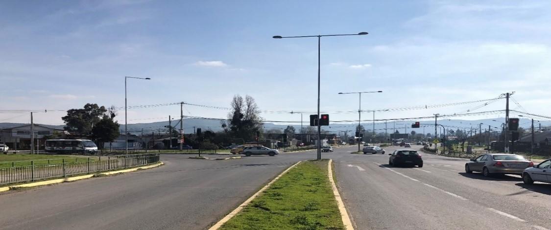 Estudio de Ingeniería de Detalle Mejoramiento Enlace Ruta k610 – Ruta 120, Región del Maule